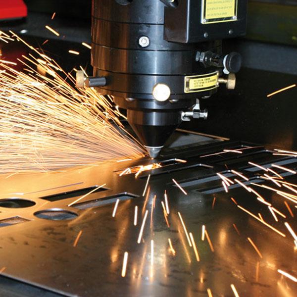 Valero Metalgrup corte por laser de chapa