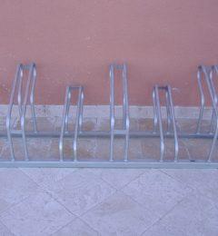 Valero Metalgrup aparcabicicletas galvanizado