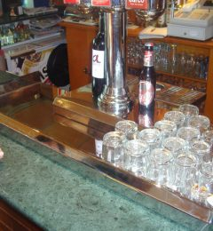 Valero M etalgrup bandeja bar acero inoxidable
