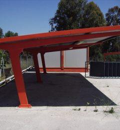 Valero Metalgrup marquesinas hierro